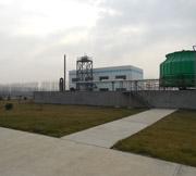 固化剂厂区一角